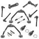 1ASFK02859-Steering & Suspension Kit