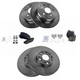 1ABFS02373-Lexus Brake Kit  Nakamoto CD619  CD771  31172  31253