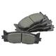TYBPS00011-Brake Pads  Toyota OEM 04465-AZ116