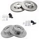 1ABFS02378-2009-16 Nissan Maxima Brake Kit  Nakamoto CD905  CD1374  31375  31530