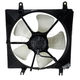 1ARFA00198-1997-01 Honda Prelude Radiator Cooling Fan Assembly