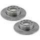 1ABFS02396-Brake Rotor Pair