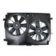 1ARFA00178-Radiator Dual Cooling Fan Assembly