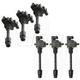 DEERK00030-Infiniti I30 Nissan Maxima Ignition Coil  Delphi GN10224  GN10225