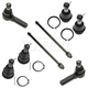1ASFK02887-2006-08 Dodge Ram 1500 Truck Steering & Suspension Kit