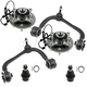 1AHTF00035-Ford F150 Truck Suspension Kit