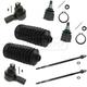 1ASFK02900-Honda Element Steering & Suspension Kit