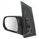 1AMRE03395-2013-17 Toyota Sienna Mirror