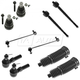 1ASFK02907-Steering & Suspension Kit