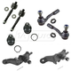 1ASFK02911-Toyota Sequoia Tundra Steering & Suspension Kit