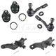 1ASFK02910-Toyota Sequoia Tundra Steering & Suspension Kit