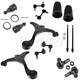 1ASFK00076-Control Arm with Ball Joint Front Pair