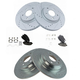 1APBS00599-2009-14 Acura TL Brake Kit  Nakamoto CD1102  CD1103  31508-DSZ  42510TK4A00-DSZ