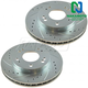 1APBR00251-Brake Rotor Pair  Nakamoto MR389724-DSZ