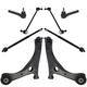 1ASFK02931-2008-10 Steering & Suspension Kit