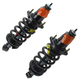 MNSSP00952-2003-11 Honda Element Strut & Spring Assembly Pair  Monroe Quick-Strut 171101L  171101R