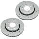 1APBR00263-Brake Rotor Pair