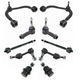 1ASFK02960-Ford F150 Truck Steering & Suspension Kit