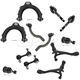 1ASFK02964-Acura TSX Honda Accord Steering & Suspension Kit