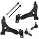 1ASFK02979-2000-04 Ford Focus Steering & Suspension Kit