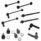 1ASFK02984-Jeep Steering & Suspension Kit