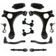 1ASFK02991-2006-11 Honda Civic Steering & Suspension Kit