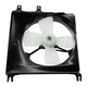 1ARFA00102-Mazda 626 GLC Radiator Cooling Fan Assembly