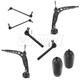 1ASFK03005-2005-07 Nissan Murano Steering & Suspension Kit