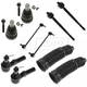 1ASFK03039-2001-04 Ford Escape Mazda Tribute Steering & Suspension Kit