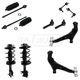 1ASFK03018-Infiniti I30 Nissan Maxima Steering & Suspension Kit