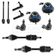 1ASFK03015-Steering & Suspension Kit