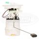 DEFPU00056-Mazda 3 Fuel Pump & Sending Unit Module  Delphi FG1249