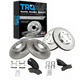 1ABFS02419-Brake Kit  Nakamoto CD699  CD714  55034  18040482
