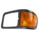 FDBHT00001-2000-03 Ford F650 Truck F750 Truck Headlight Bezel