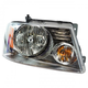 FDLHL00017-Headlight  Ford OEM 7L3Z-13008-FA