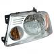 FDLHL00016-Headlight  Ford OEM 7L3Z-13008-GA