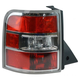 FDLTL00027-2012-17 Ford Flex Tail Light