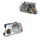FDLHP00012-Headlight Pair  Ford OEM 7L3Z-13008-GA  7L3Z-13008-FA
