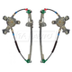 1AWRK00586-Audi Window Regulator Front Pair