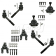 1ASFK03071-Nissan Steering & Suspension Kit