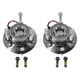ACSHS00005-Wheel Bearing & Hub Assembly Front Pair ACDelco FW311