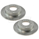1ABFS02422-Brake Rotor Pair
