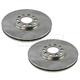 1ABFS02423-Brake Rotor Pair