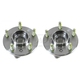 ACSHS00003-Wheel Bearing & Hub Assembly Front Pair AC Delco FW293