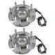 ACSHS00001-Wheel Bearing & Hub Assembly Front Pair  ACDelco FW338