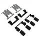 1ABRX00037-Caliper Hardware Kit