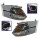 MPLHP00003-2013-17 Ram Headlight Pair  Mopar 68270497AC  68270496AC