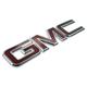 GMBEE00134-2011-14 GMC Nameplate