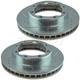 1APBR00288-Brake Rotor Pair