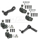 1ASFK03160-2000-01 Dodge Ram 1500 Truck Steering & Suspension Kit